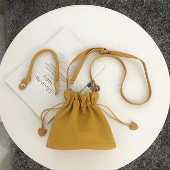 کیف توبره ای - bucket bag