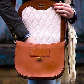 کیف زین اسبی - saddle bag